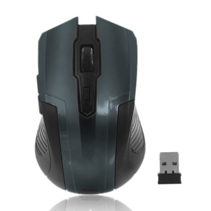 EGÉR OPTIKAI SILVERLINE RF-107 WIRELESS USB KÉK