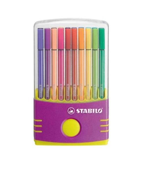 FILCTOLL STABILO PEN 68 20-AS KLT LILA
