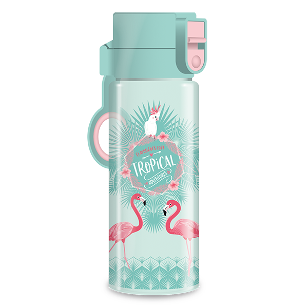 Kulacs ARS UNA 475 ml My Pink Flamingo