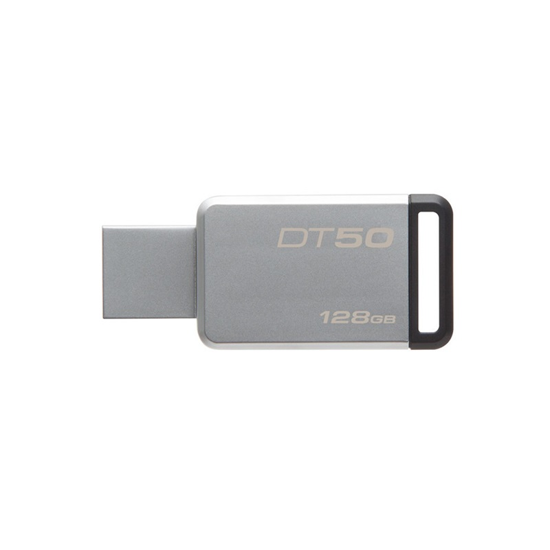 Pendrive KINGSTON DT 50 USB 3.0 128GB fekete