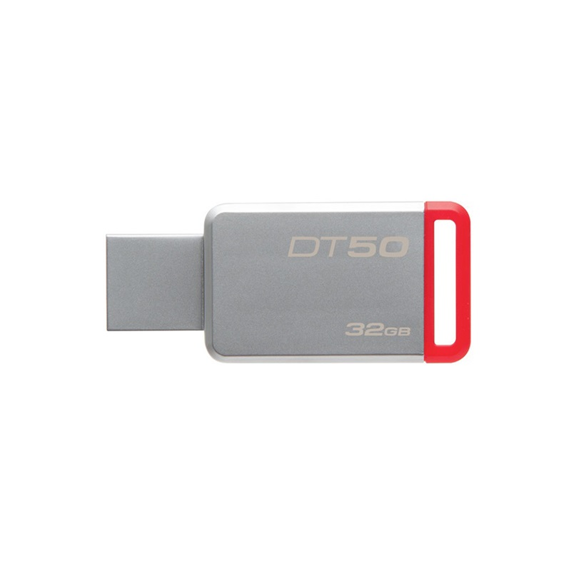 Pendrive KINGSTON DT 50 USB 3.0 32GB piros