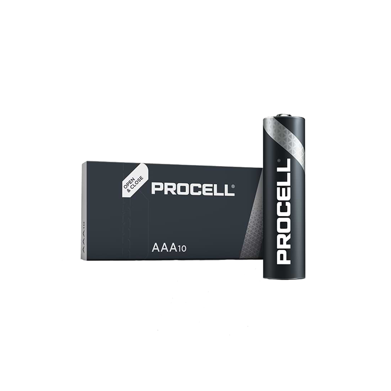Elem mikro DURACELL Procell MN2400 AAA 10-es