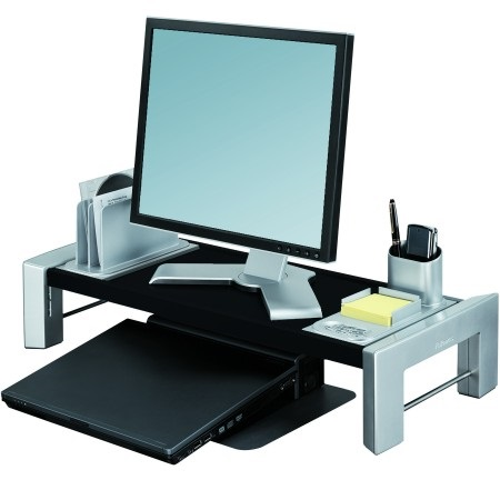 Monitorállvány Fellowes Professional Series Flat Panel Workstation