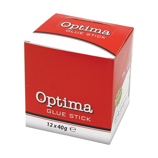 Ragasztóstift OPTIMA 40 gr